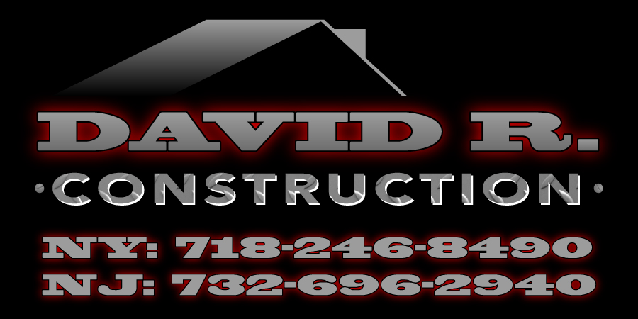 David R Construction, Rebuild Parapet Walls, Roofing Repair and Masonry Work
